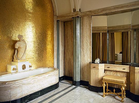 Eltham Palace Bathroom One Nine Eight Five