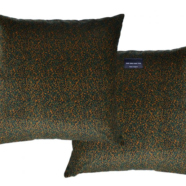 Pixel Camo Cushion Front and Back 50x50 Double ONE NINE EIGHT FIVE