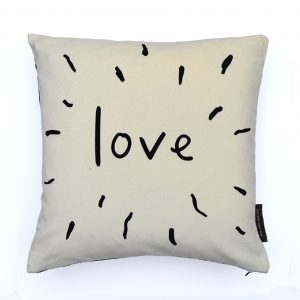 Love Cushion ONE NINE EIGHT FIVE