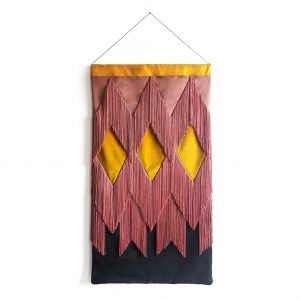 Havana Wall Hanging One Nine Eight Five w