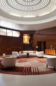 eltham palace reception room c