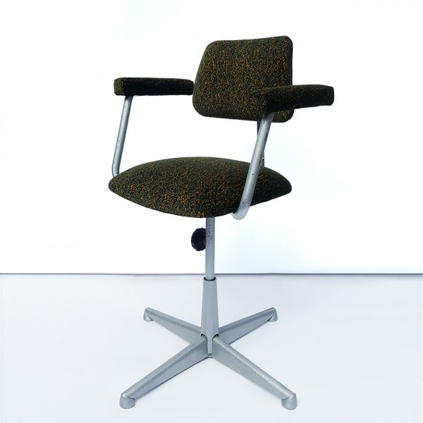 Pixel Camo Desk Chair ONE NINE EIGHT FIVE 2