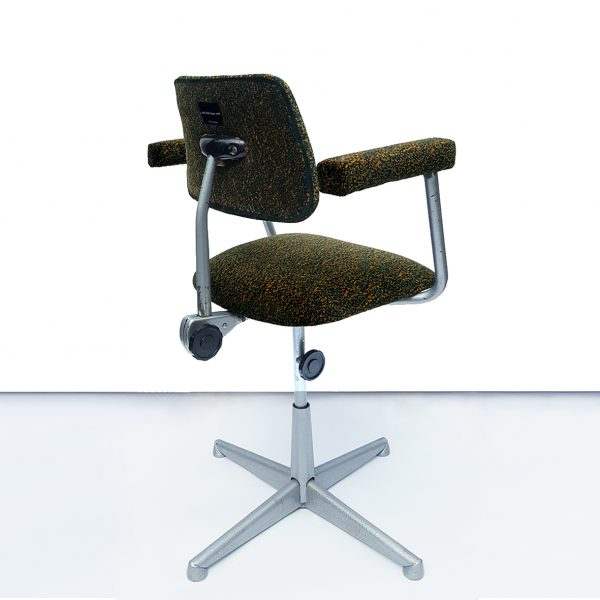 Pixel Camo Desk Chair ONE NINE EIGHT FIVE 3