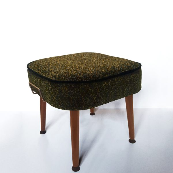 Pixel Camo Stool After ONE NINE EIGHT FINE