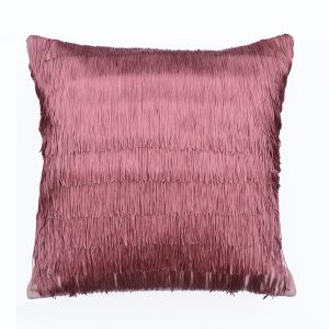 Tassel Cushion Pink ONE NINE EIGHT FIVE