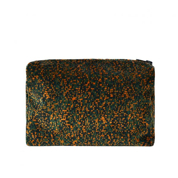 Zip Pouch Small Pixel Camo Back Website ONE NINE EIGHT FIVE