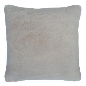 Sheepskin Cushion Taupe ONE NINE EIGHT FIVE