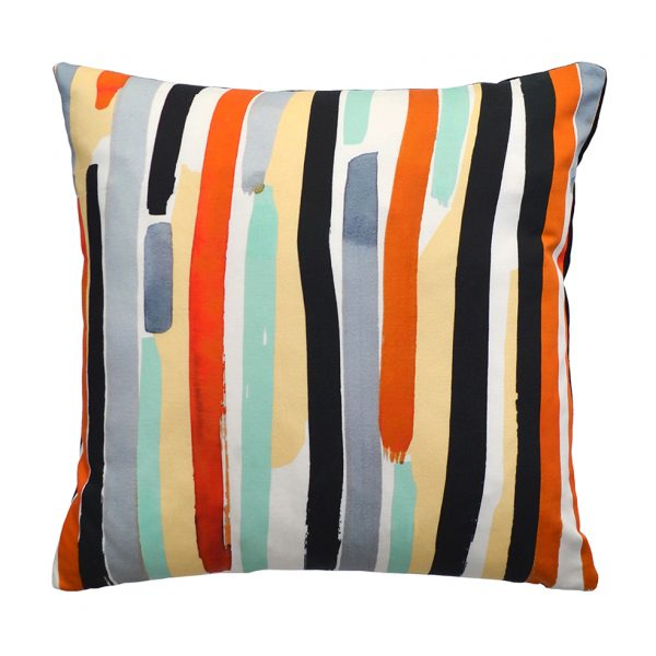 Paint Stripe Cushion One Nine Eight Five Website