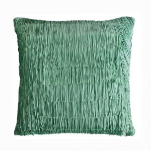 Tassel Cushion Jade One Nine Eight Five Website