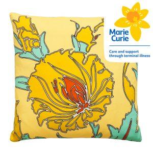 Aurora Cushion Yellow One Nine Eight Five Blog