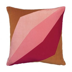 Ruby Cushion Front 40x40cm One Nine Eight Five Website